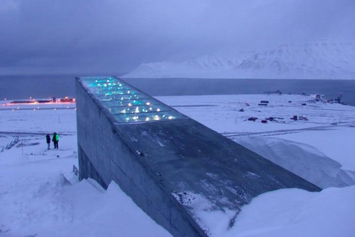 A Nova Arca Noé na Noruega