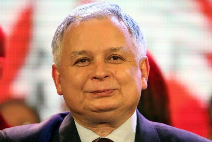 Presidente Lech Kaczynski