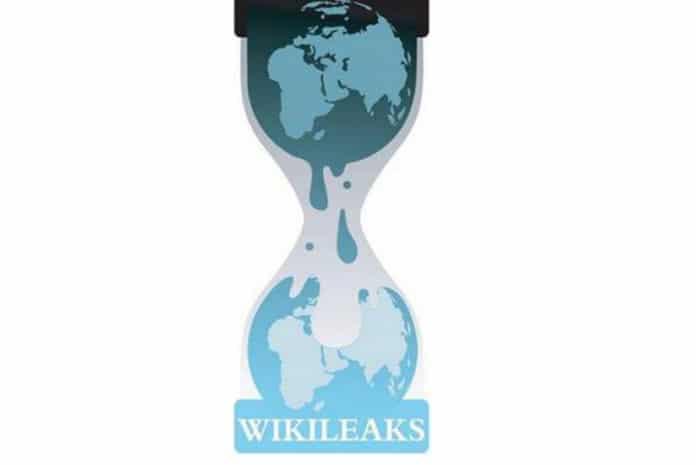 Logotipo da WikiLeaks