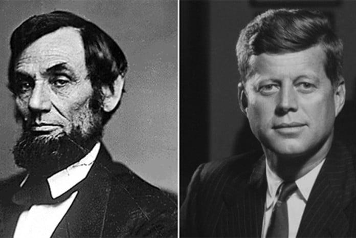 Abraham Lincoln & JFK