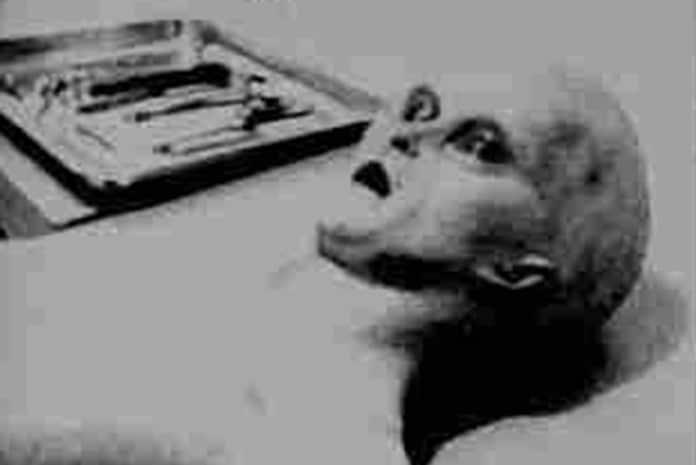 Suposta autópsia do Extraterrestre de Roswell