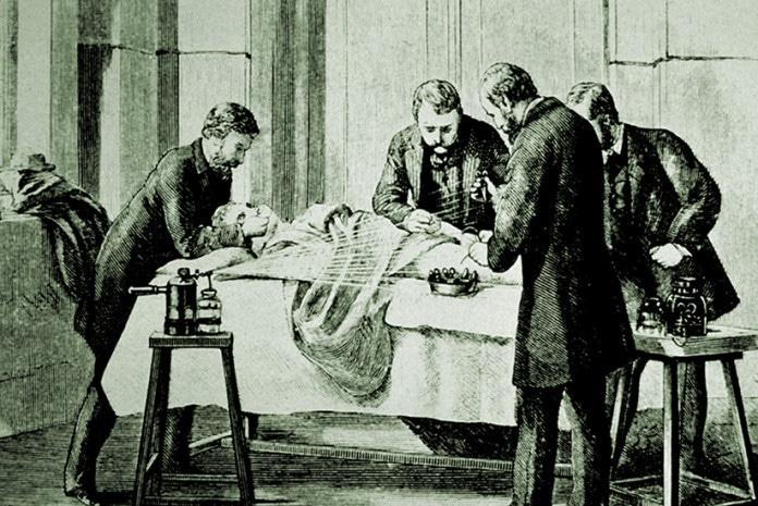Cirurgia antiga