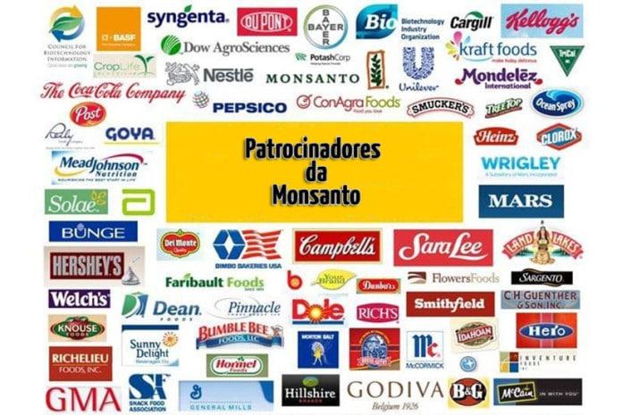 Patrocinadores da Monsanto