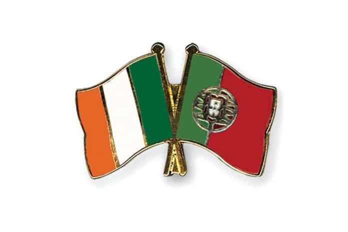 Conselho da Irlanda a Portugal