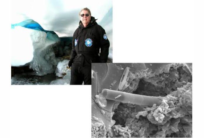 Richard Hoover e a descoberta de vida num meteorito