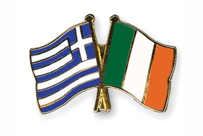 Grécia e Irlanda