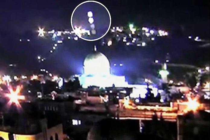 OVNI de Jerusalém