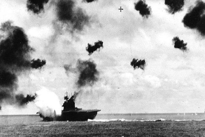 EUA na Batalha de Midway
