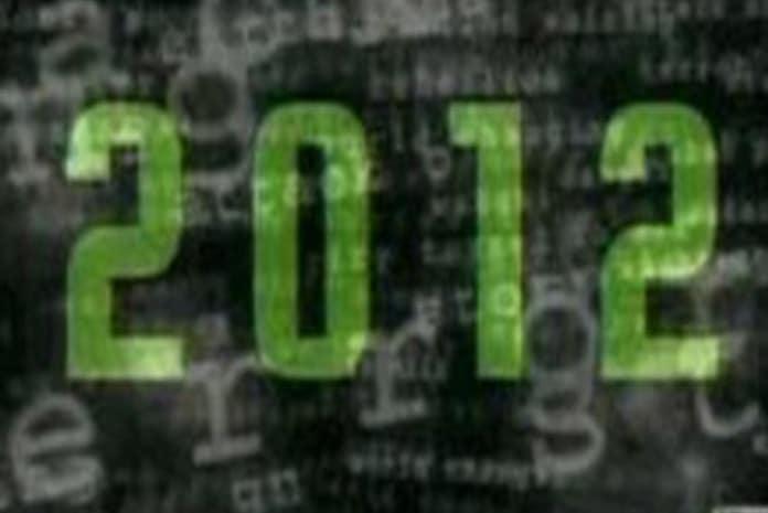 As previsões do Web Bot para 2012