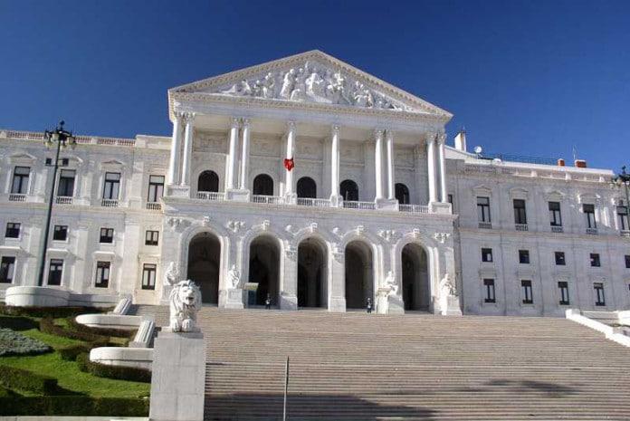 Empresas com interesse dentro da Assembleia da Republica