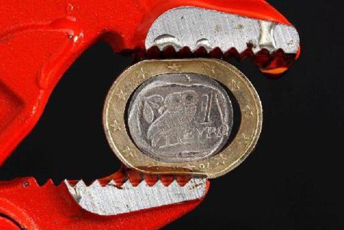 O esmagamento do Euro