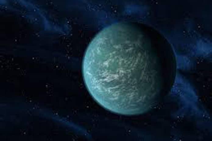 Kepler 22b um novo planeta habitável