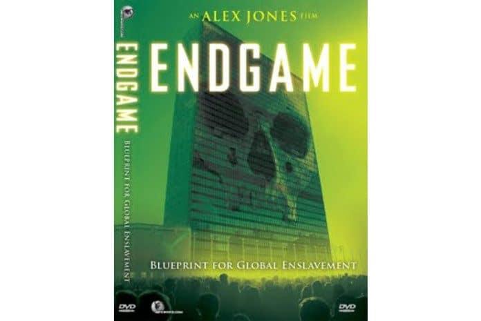 Capa do DVD: Documentário : Endgame: Blueprint for Global Enslavement (2007)