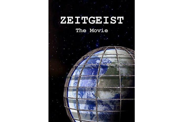 Capa do DVD do documentário: Zeitgeist (2007)