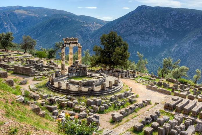 Santuário do Oráculo de Delfos