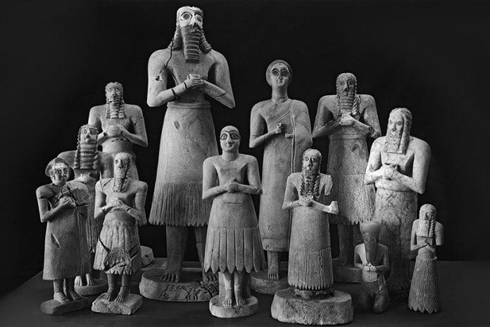 Deuses da Mesopotâmia