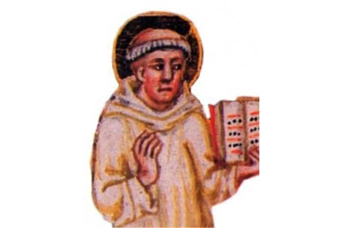Joaquim de Fiore, também conhecido por Gioacchino da Fiore. Joaquim, abade de Fiore ou Joaquim de Flora, foi um abade cisterciense e filósofo místico, defensor do milenarismo e do advento da idade do Espírito Santo