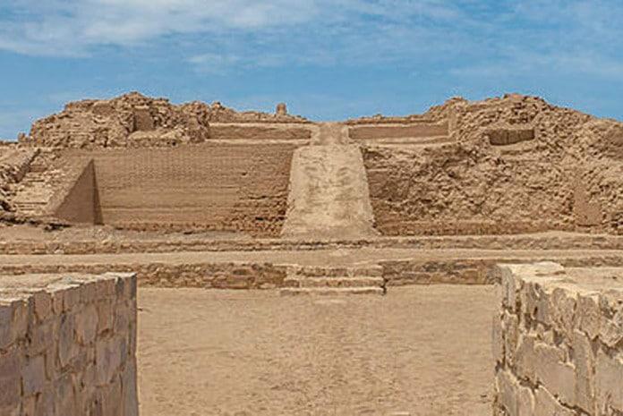 Mistérios da antiga cidade de Pachacamac