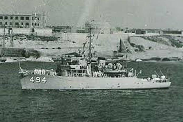USS Sturdy e os misteriosos incidentes no Triângulo das Bermudas