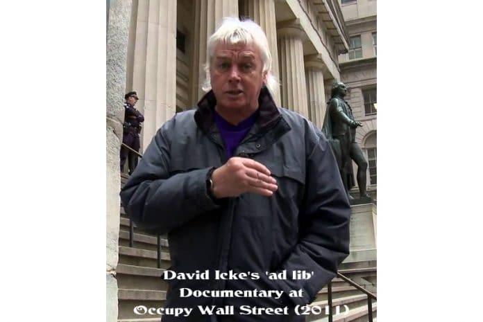 Documentário: : David Icke's 'ad lib' documentary at Occupy Wall Street (2011)