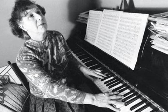 Rosemary Brown e a musica
