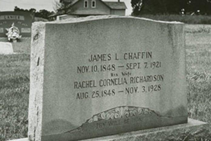 O testamento de James Chafrin