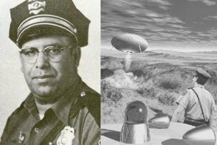 Lonnie Zamora, testemunha ocular de um OVNI