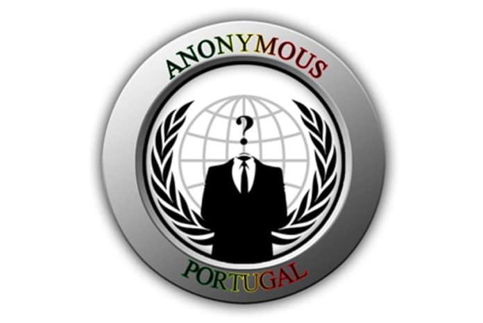 Anonymous Portugal na luta cibernética