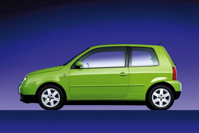 Um dínamo movido a Diesel, chamado Volkswagen Lupo