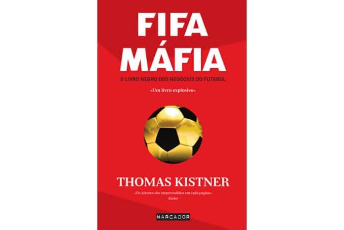 Capa do Livro: «FIFA Máfia» de Thomas Kistner