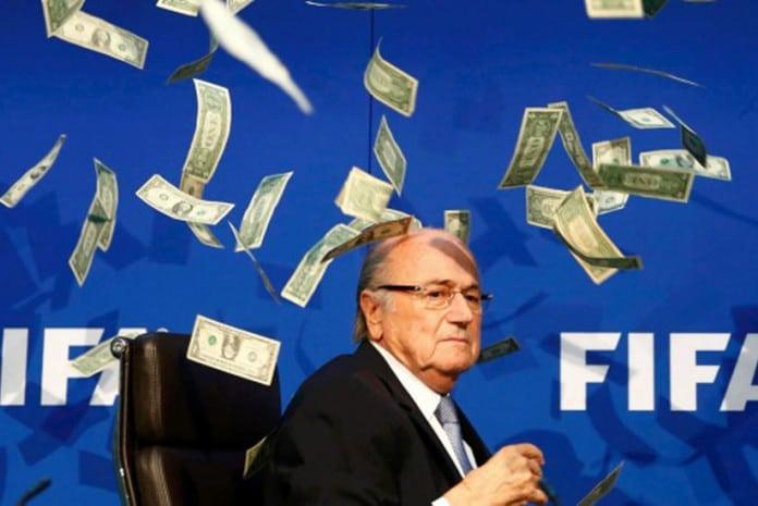 Joseph S. Blatter e a Máfia na FIFA