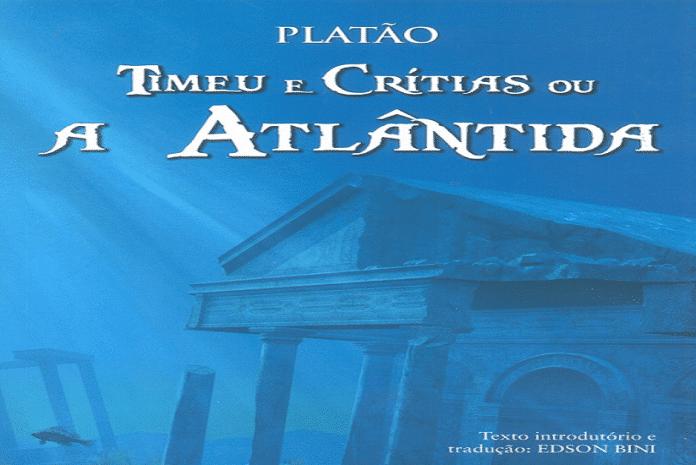 Livro: Diálogos de Platão, «Timeu e Crítias ou A Atlântida»