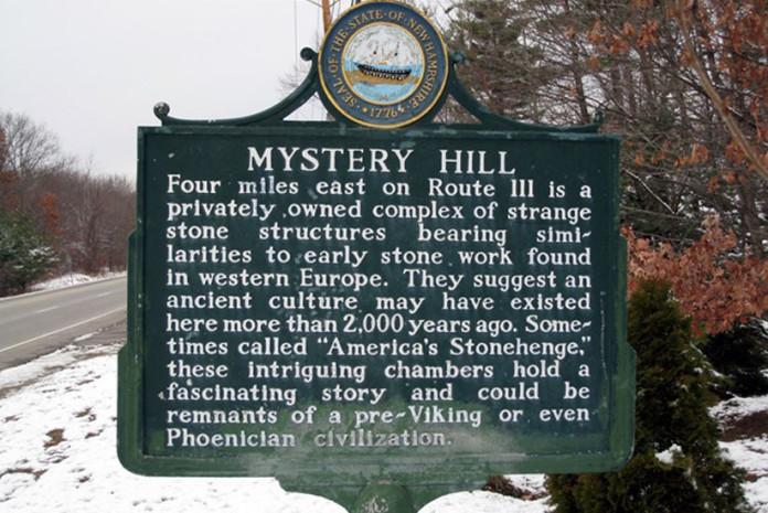 O enigma de Mystery Hill