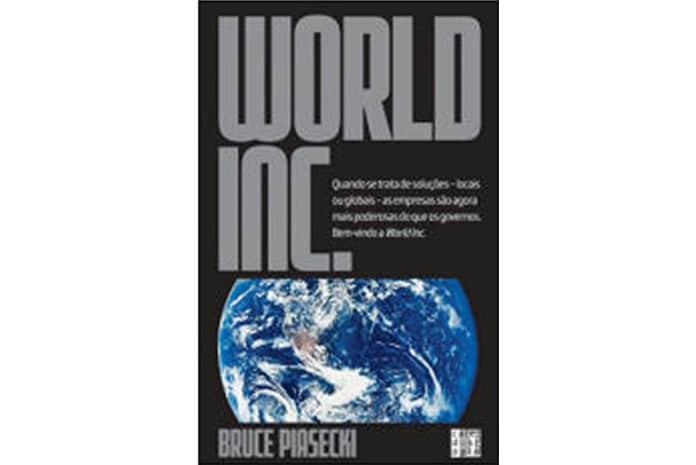 Capa do livro: «World Inc.» de Bruce Piasecki
