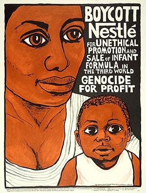 Boicote à Nestlé