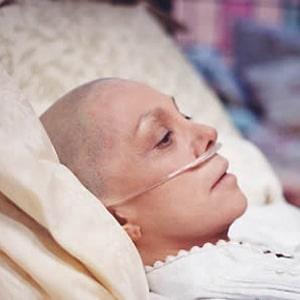Paciente com cancro