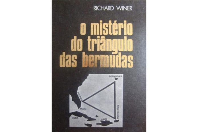 Capa do Livro: «O Mistério do Triângulo das Bermudas» de Richard Winer