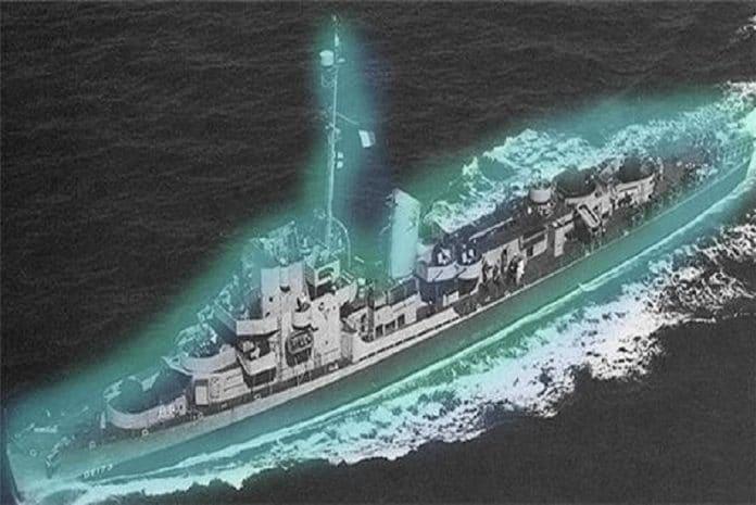 Misteriosa experiência feita pela Marinha dos Estados Unidos