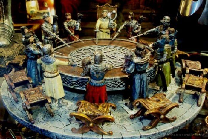 Cavaleiros da Távola Redonda
