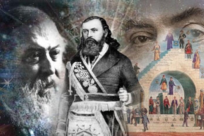 Albert Pike e o plano com os Illuminati