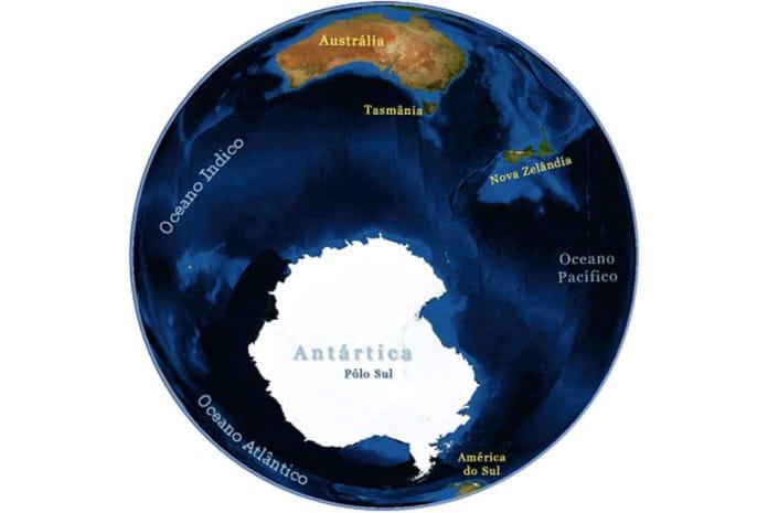 Atlântida localizada na Antártida