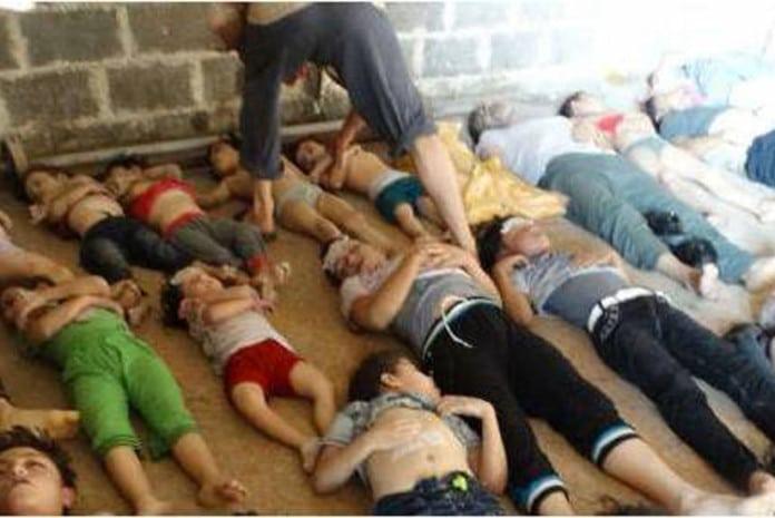 Inconveniências sobre o ataque na Síria