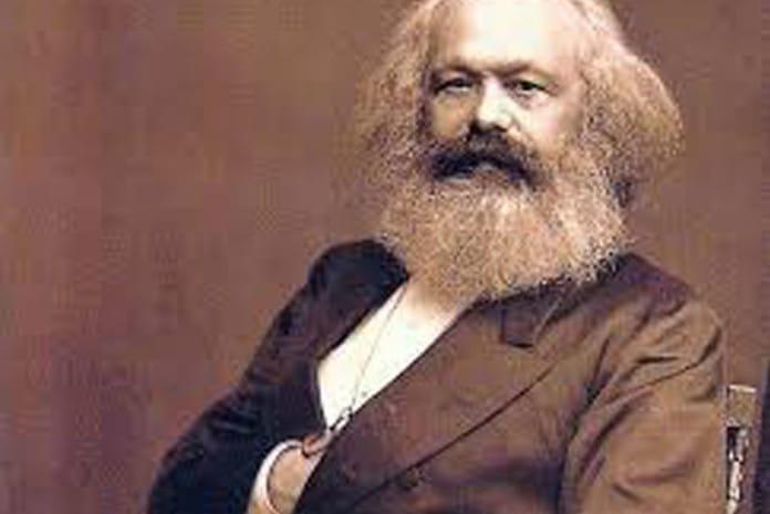 Karl Marx e os Illuminati