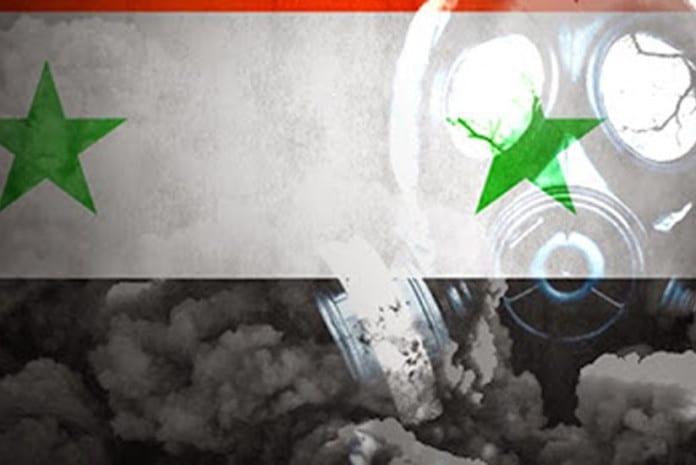 Confusão nas pretensas provas existentes em relação ao ataque com armas químicas na Síria