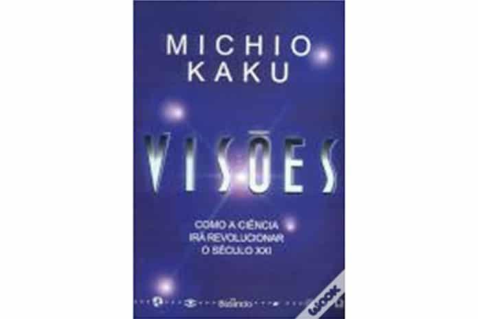 Capa do Livro: «Visões» de Michio Kaku