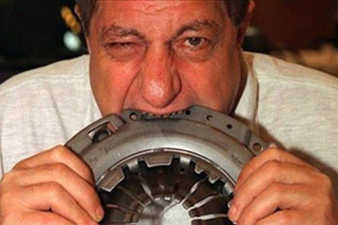Michel Lotito, o incrível homem