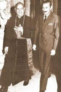 Papa Francisco e Videla