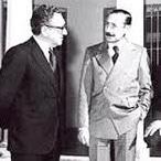Kissinger e Videla