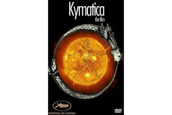 Capa do DVD do documentário: kymatica (2009)