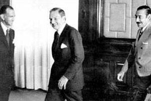 Martinez de Hoz, Videla e David Rockefeller